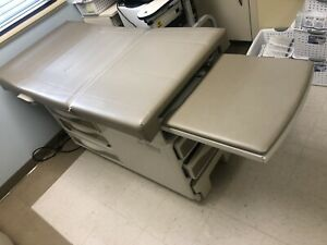 Midmark Ritter 204 Manual Exam Table