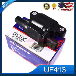 1pcs Ignition Coil D510c Uf413 12570616 Bsc1511 12611424 For Acdelco Chevrolet