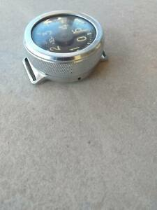Depth sounder for diving  Depth gauge of times of the USSR  Depth gauge in very