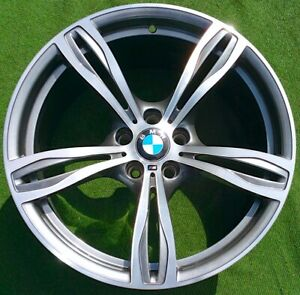 Factory Oem Bmw M6 Wheels Genuine 20 Inch Style 343 Forged Perfect Original Set