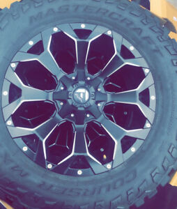 Jeep Wrangler Wheels And Tires 35