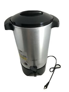 Bella 42 Cup Coffee Urn new Free Shipping