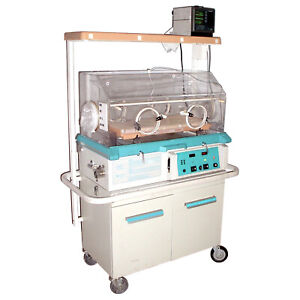 Air shields Vickers C100 Isolette Infant Incubator C100 200 2 W Mde Monitor 2