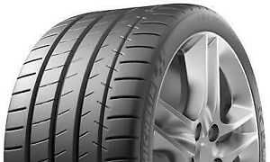 New 295 35zr19 Y Michelin Pilot Super Sport 295 35 19 Tire