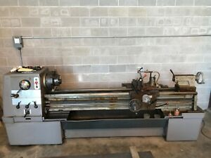 Clausing Colchester 17 X 80 Manual Lathe 8000 Series