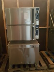 Double Convection Steam Oven Cleveland