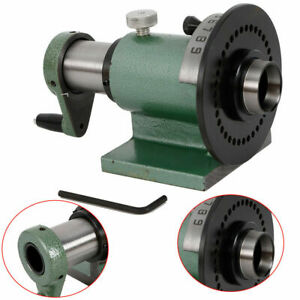 5c Precision Spin Indexing Fixture Spin Jigs For Grinding Milling Machine