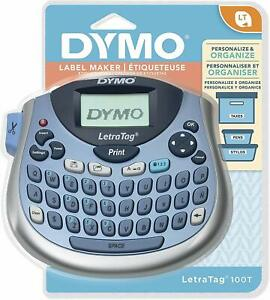 Dymo Letratag 100t Qwerty Label Maker