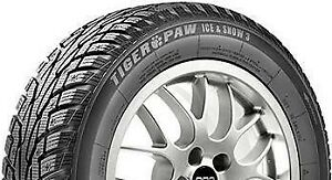 2 X New 205 55r16 T Uniroyal Tiger Paw Ice Snow 3 205 55 16 Tires