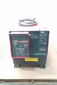 Lincoln Electric Power Wave 455m Welder 3ph 208 230 460 575v ac