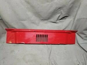 Jeep Wrangler Tj 97 06 Green Single Vent Fresh Air Cowl Vent Cover