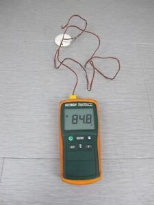 Extech Easyview 11 K type Thermometer