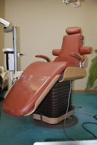 Pelton And Crane Chairman Dental Chair Traverse Operatory Chair