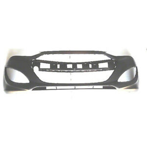 Hy1000197oe New Oem Front Bumper Cover Fits 2013 2016 Hyundai Genesis Coupe