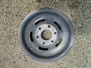 Vintage Halibrand Sprint Car Vintage Sprint Car Wheel 12 Inch By 4 Wide