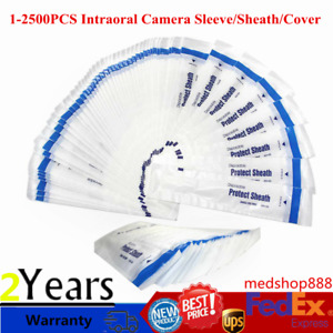 Dental Intraoral Camera Sleeve sheath cover Disposable For Intraoral Camera Usa