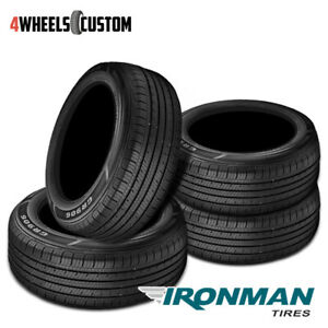 4 X New Ironman Gr906 175 70r14 84t Standard Touring All Season Tire