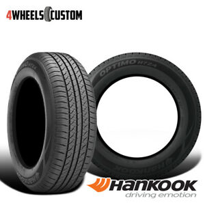 2 X New Hankook Optimo H724 175 70r14 84t Standard Touring All Season Tire