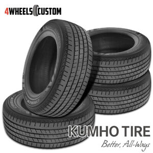 4 X New Kumho Crugen Ht51 P265 75r16 114t All Season Highway Tire