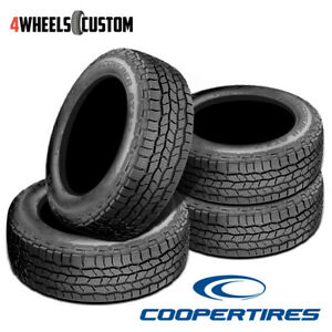 4 X New Cooper Discoverer At3 4s 285 70r17 117t Tires