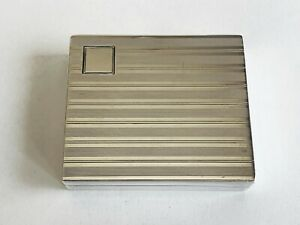 100 Sterling Silver Box 139 Grams Outstanding