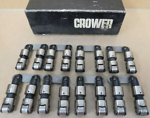 Crower 66290 16 Sb Chevy Cutaway Severe Duty Solid Roller Lifters 842 Diameter