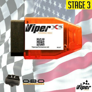 For Chevy Obd2 Ecu Programmer Performance Chip Tuner Torque Acceleration Gains