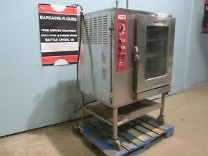 blodgett Commercial Hd 3 Electric Combi Oven bakes steam dry combination