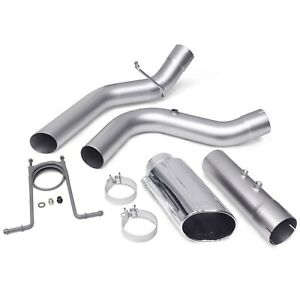 Banks 4 Dpf Back Monster Exhaust For 17 19 Chevy Gmc Duramax Diesel Lp5 48947