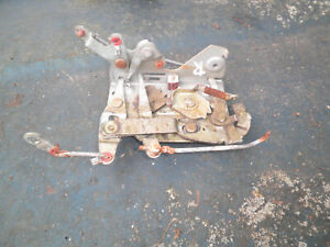 1968 Ford Tbird Thunderbird Coupe Right Door Latch Assembly