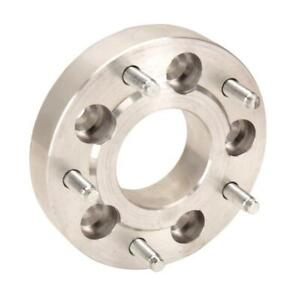Aluminum 1928 35 Ford Wire Wheel Adapter 5 X 4 3 4 Inch