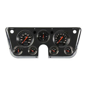 Classic Instruments 67 72 Chevy Pickup G stock Gauge Set white