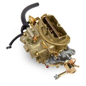 Holley 0 4792 70 71 340 Remote Choke Center Replacement Carburetor