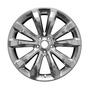 02540 Reconditioned Oem Aluminum Wheel 20x8 Fits 2015 2019 Chrysler 300