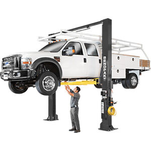 Bendpak 5175409 Two Post Vehicle Lift 18k Lbs Clearfloor
