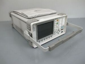 Hp Agilent Omniber 718 Communications Performance Analyzer 37718a W options