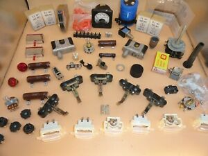 Vintage Electronic Component Parts Grab Bag Lot 3
