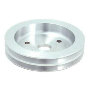 Spectre 4399 Billet Crankshaft Pulley Chevy 265 350 Gmc 283 327