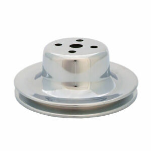 Spectre 4491 Chrome Water Pump Pulley Ford 289