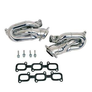 Bbk 14420 2011 15 Up Ford Mustang 3 7 Shorty Headers Ceramic