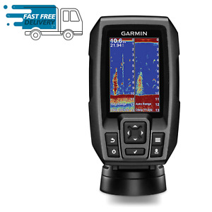 Fish Finder GPS Combo Depth Finder Sonar Marine Navigation Tool Transduce
