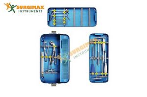 Small Fragment 3 5 4 0mm Complete Instruments Set Of Orthopaedic Instruments