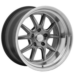 Rocket Racing Wheels Ttr16 816145 Attack Wheel 18x10 5 On 4 75