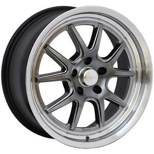Rocket Racing Wheels Ttr16 886150 Attack Wheel 18x8 5 On 4 75