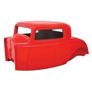 Rod Action 1932 Ford 3 Window Coupe Fiberglass Body