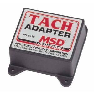 Msd 8920 Tach Adapter Magnetic Trigger