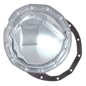 Spectre 6071 Chrome Steel Differential Cover Gm 12 Bolt