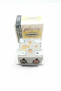 Hubbell Receptacle 50a Amp 250v ac