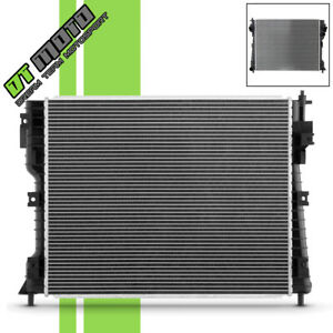 New Aluminum Radiator For 2005 2014 Ford Mustang 4 0l 4 6l 5 0l 11 14 3 7l 2789