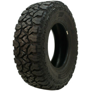 1 New Fierce Attitude M t Lt265x70r17 Tires 2657017 265 70 17